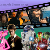 Famous movie theme songs